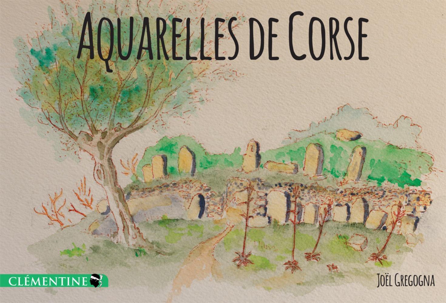 AQUARELLES DE CORSE
