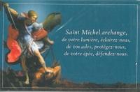 CARTE SAINT MICHEL ARCHANGE (PAR LOT DE 20)