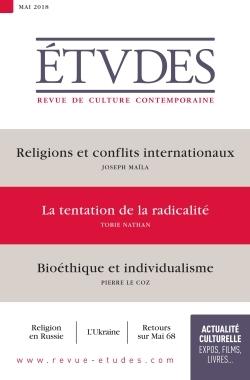 ETUDES 4249 - MAI