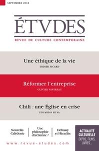 ETUDES 4252 - SEPTEMBRE