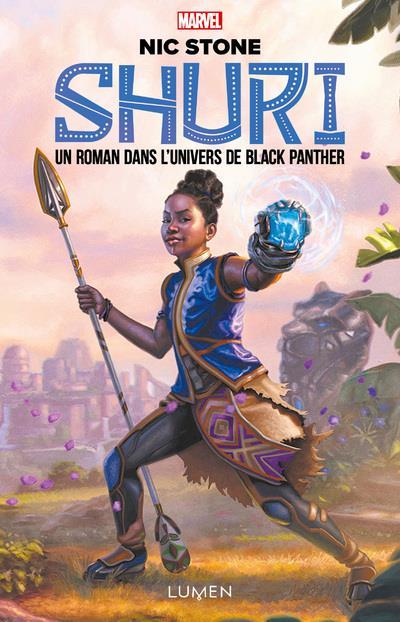 SHURI - TOME 1 UN ROMAN DANS L'UNIVERS DE BLACK PANTHER - VOL01