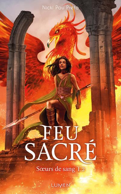 SOEURS DE SANG - TOME 2 FEU SACREE - VOL02