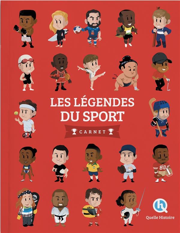 Les legendes du sport