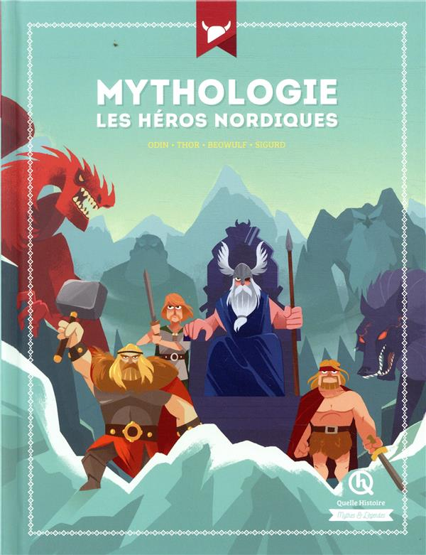 Mythologie les heros nordiques
