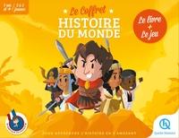 LE COFFRET HISTOIRE DU MONDE - BEAU LIVRE + TEMPO CHRONO