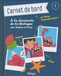 T 1 - CARNET DE BORD DE PLOP L'EXTRATERRESTRE !