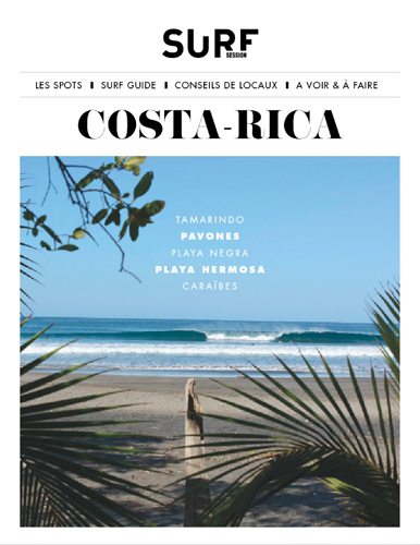 SURF GUIDE  - COSTA RICA