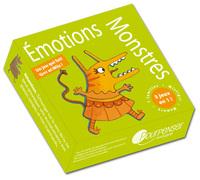 EMOTIONS MONSTRES - A LA DECOUVERTE DE NOS EMOTIONS