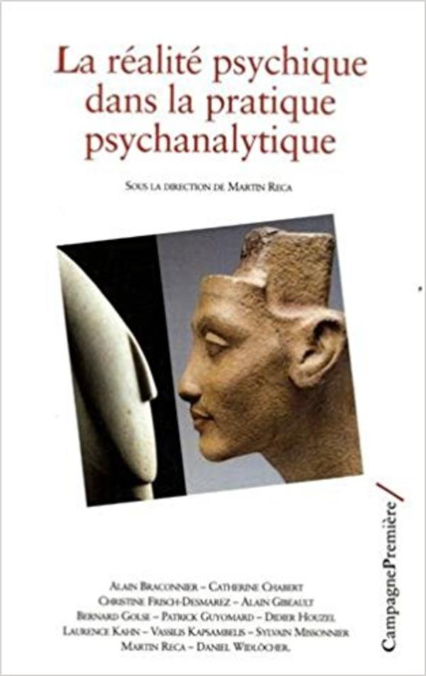 CLINIQUE DE LA REALITE PSYCHIQUE