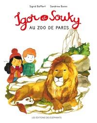 IGOR ET SOUKY AU ZOO DE PARIS