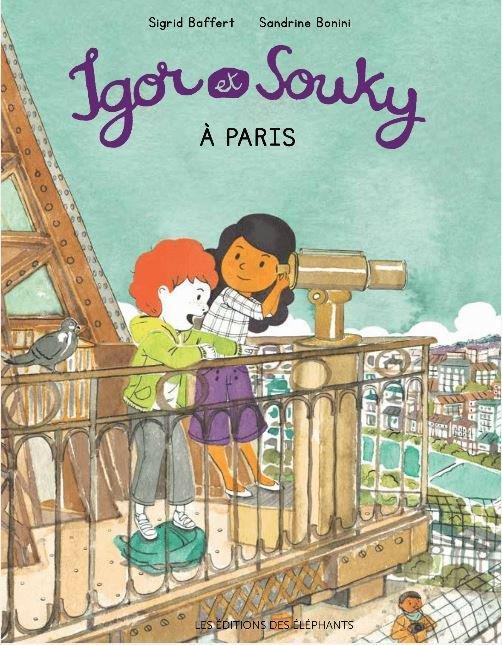 Igor et souky a paris