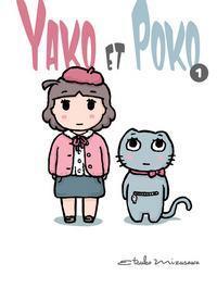 YAKO ET POKO - TOME 1 - 01