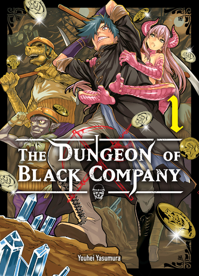 THE DUNGEON OF BLACK COMPANY - TOME 1 - 01