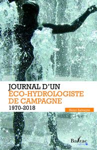 JOURNAL D'UN ECO-HYDROLOGISTE DE CAMPAGNE (1622-1775)