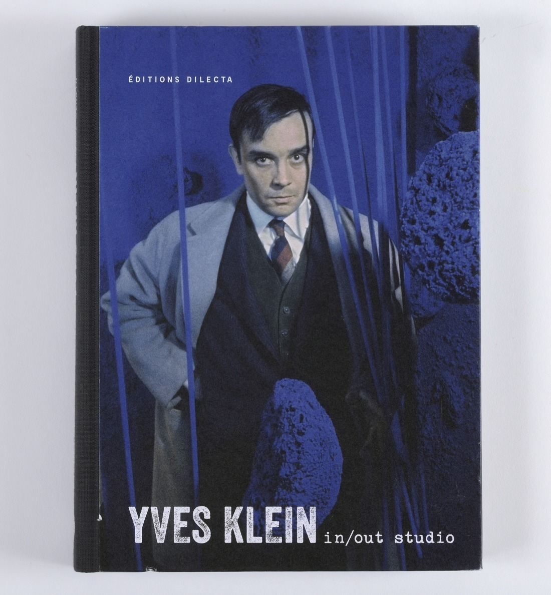 YVES KLEIN : IN / OUT STUDIO