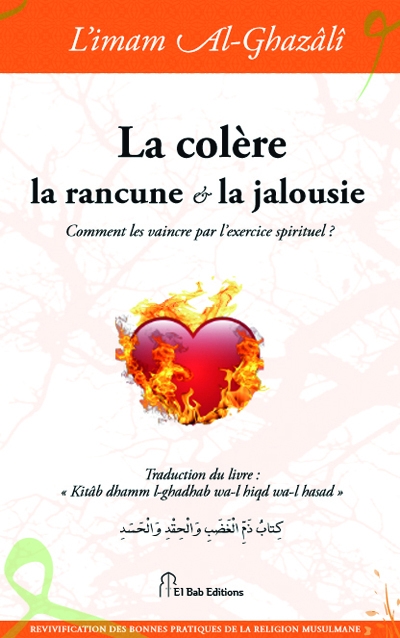 COLERE, LA RANCUNE & LA JALOUSIE (LA) : COMMENT LES VAINCRE PAR L EXERCICE SPIRITUEL ?
