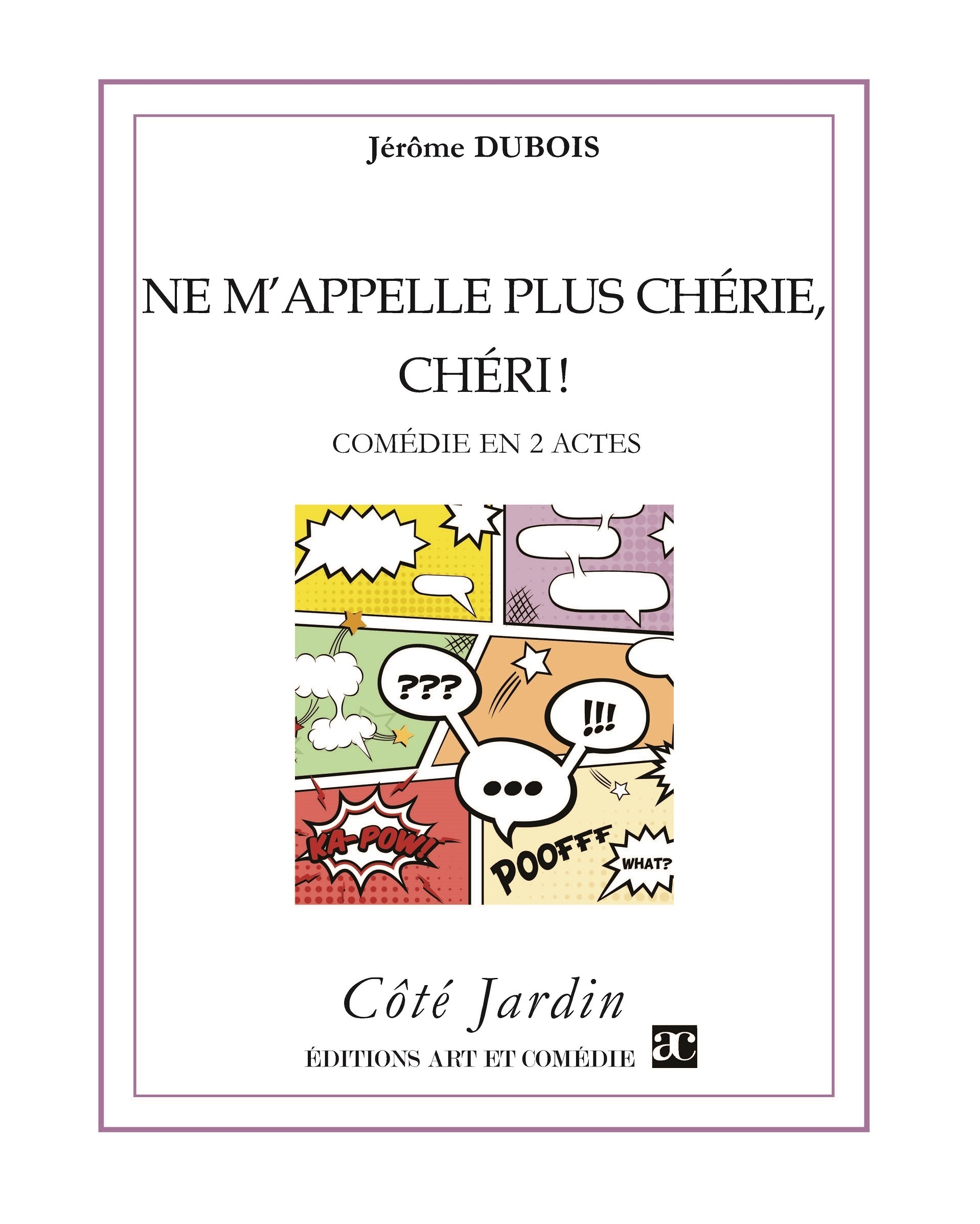 NE M'APPELLE PLUS CHERIE, CHERI REED