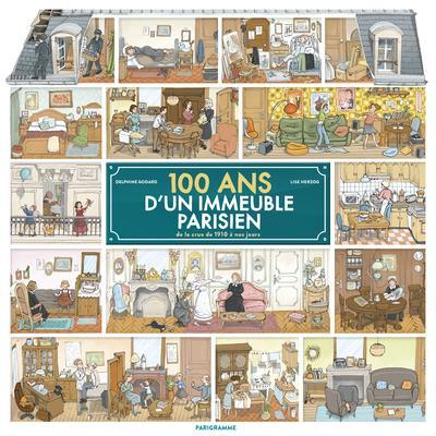 100 ANS D'UN IMMEUBLE PARISIEN - DE LA CRUE DE 1910 A NOS JOURS