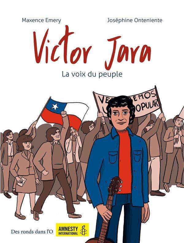 Victor jara - la voix du peuple