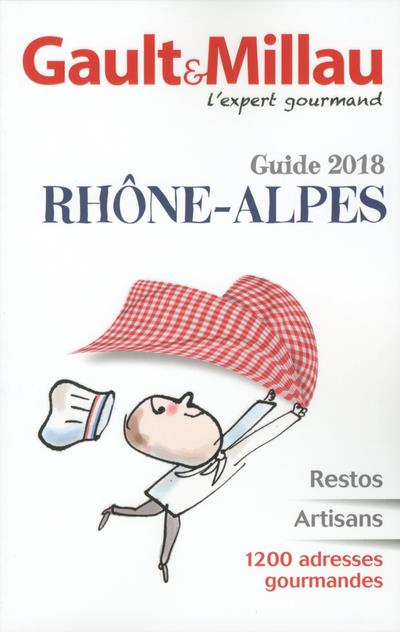 GUIDE RHONE-ALPES 2018