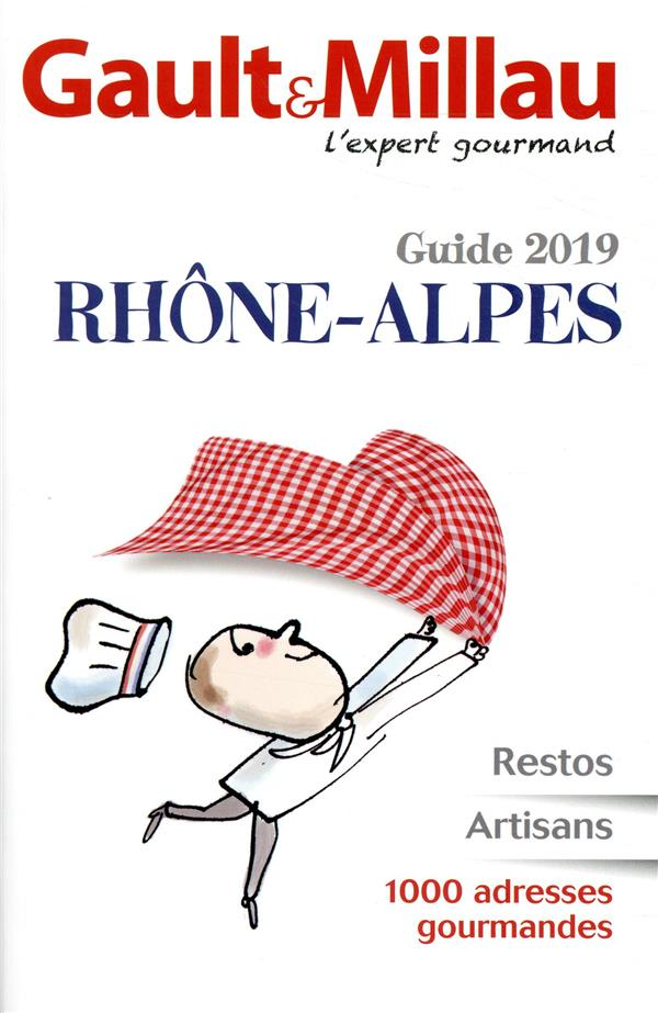 GUIDE RHONE-ALPES 2019