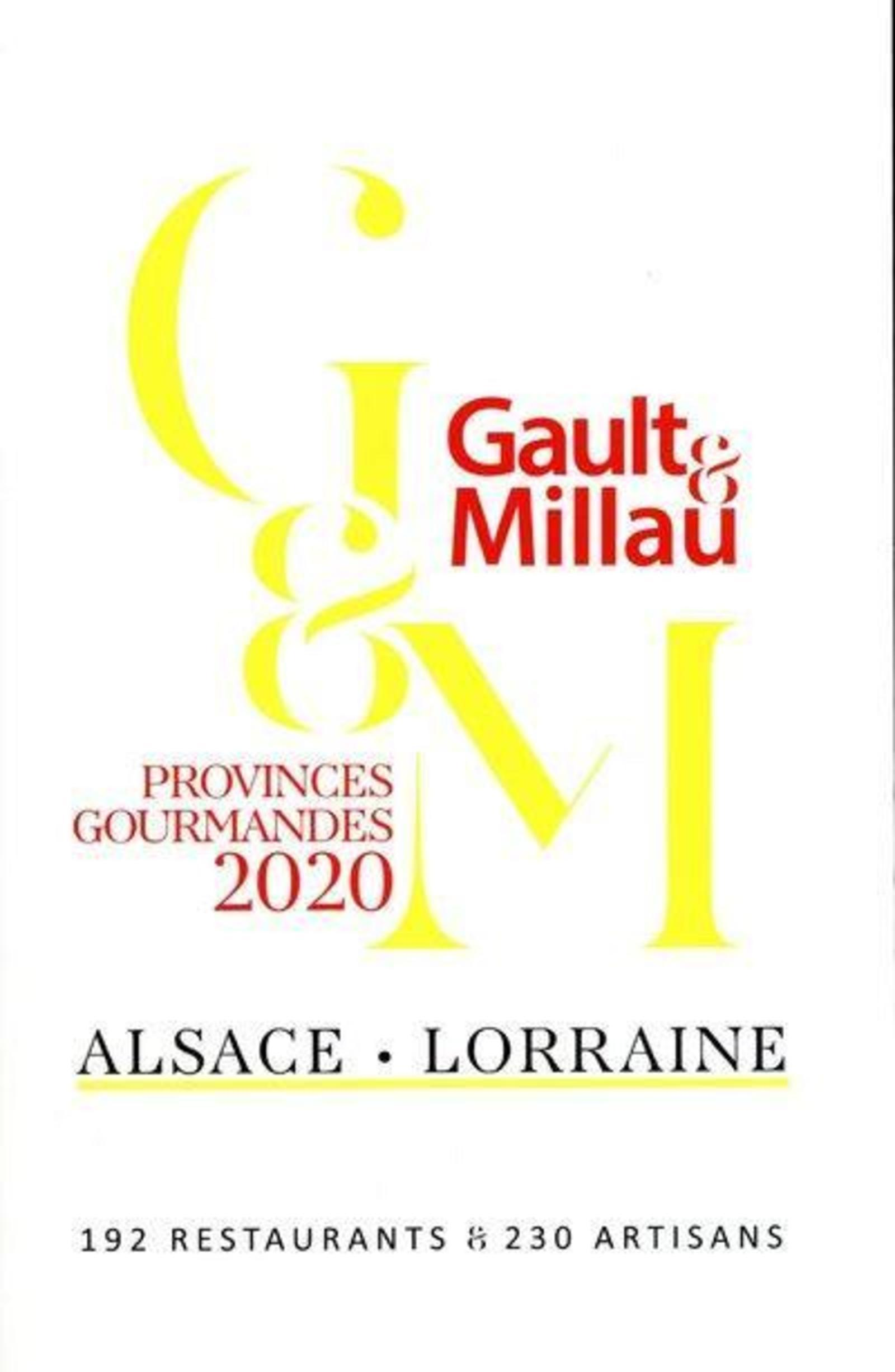 GUIDE ALSACE LORRAINE 2020