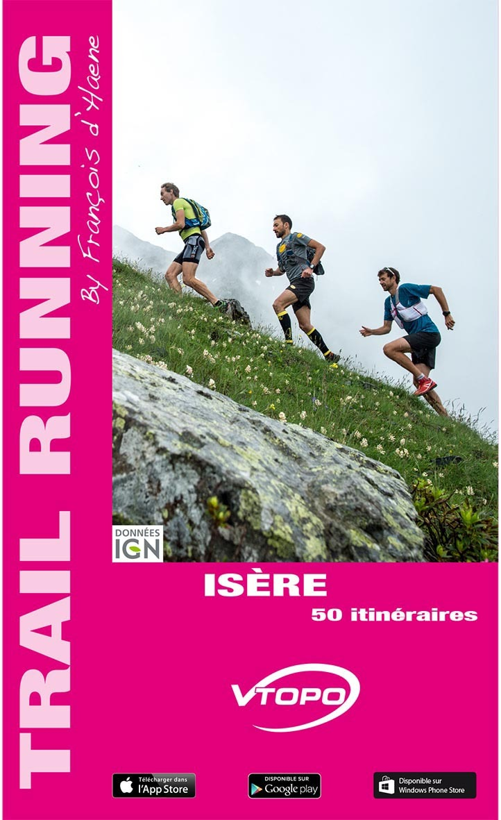 ISERE 48 ITINERAIRES