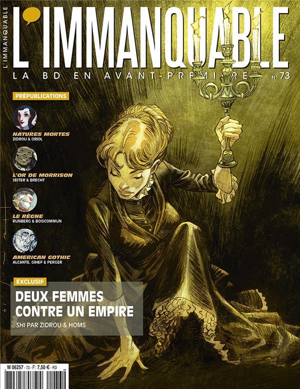 L'IMMANQUABLE N 73-FEVRIER 17