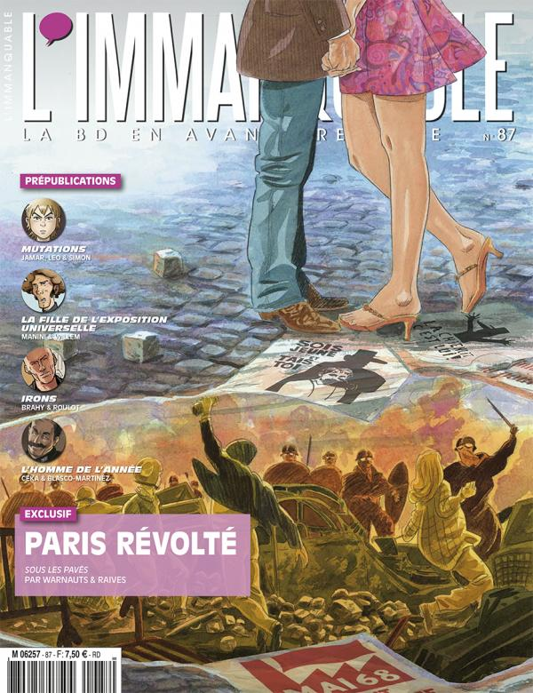 L'IMMANQUABLE N 87-AVRIL 18