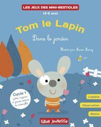 TOM LE LAPIN APPREND A COMPTER - DANS LE JARDIN
