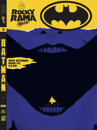 ROCKYRAMA PAPERS 3 : BATMAN