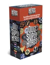 QUIZ SUPER-HEROS