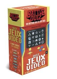 QUIZ JEUX VIDEO - BATTLE QUIZ
