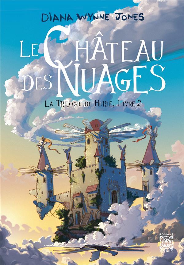 La trilogie de hurle - t02 - le chateau des nuages, la trilogie de hurle 2