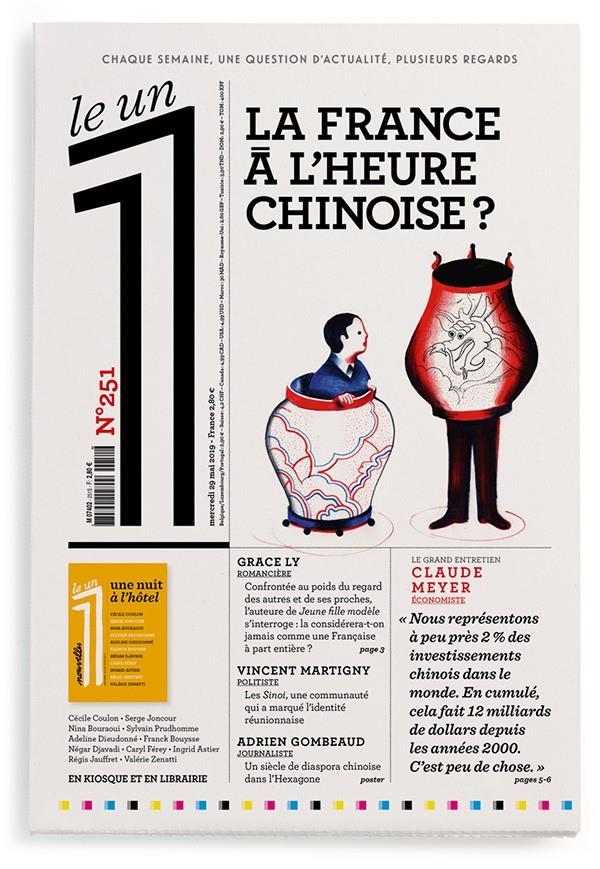 LE 1 - NUMERO 251 LA FRANCE A L'HEURE CHINOISE ?