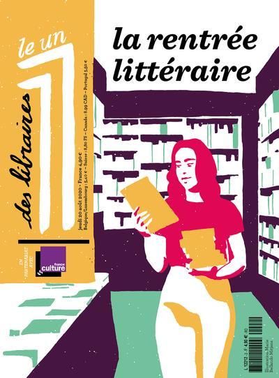 LE 1 DES LIBRAIRES - LA RENTREE LITTERAIRE