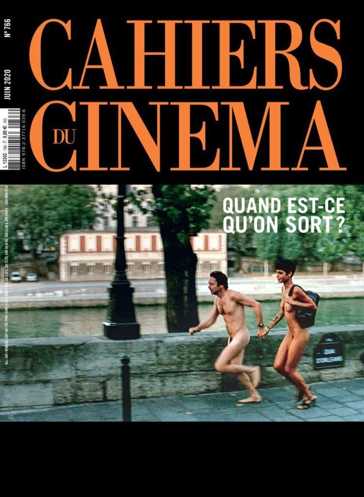 CAHIERS DU CINEMA N 767 - JUIN 2020