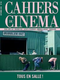CAHIERS DU CINEMA N 768 - SEPTEMBRE 2020