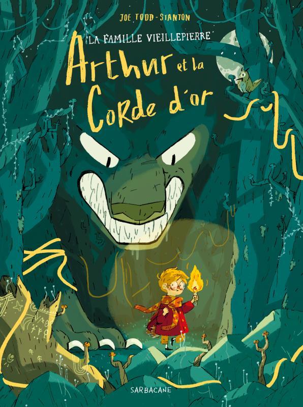 Arthur et la corde d'or