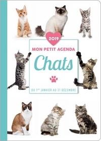 MON PETIT AGENDA CHATS 2019