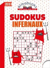ALMABOOK SUDOKUS INFERNAUX 2019