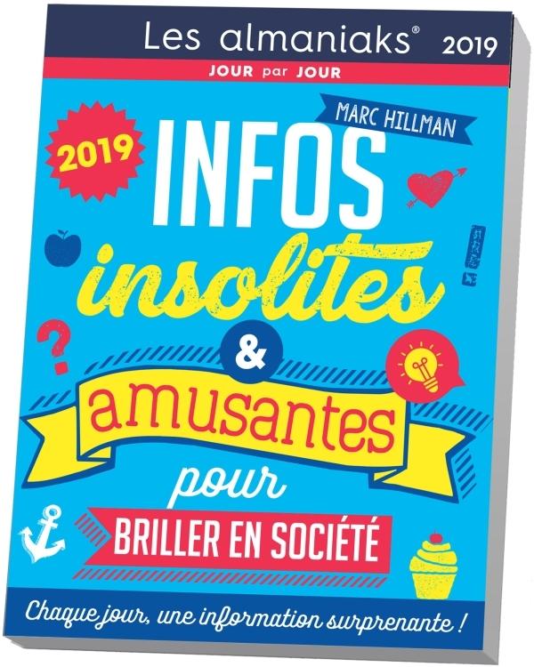 ALMANIAK INFOS INUTILES MAIS INDISPENSABLES POUR BRILLER EN SOCIETE 2019