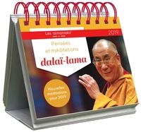 ALMANIAK PENSEES ET MEDITATIONS DU DALAI-LAMA 2019