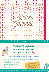 MON BULLET JOURNAL MEMONIAK 2019
