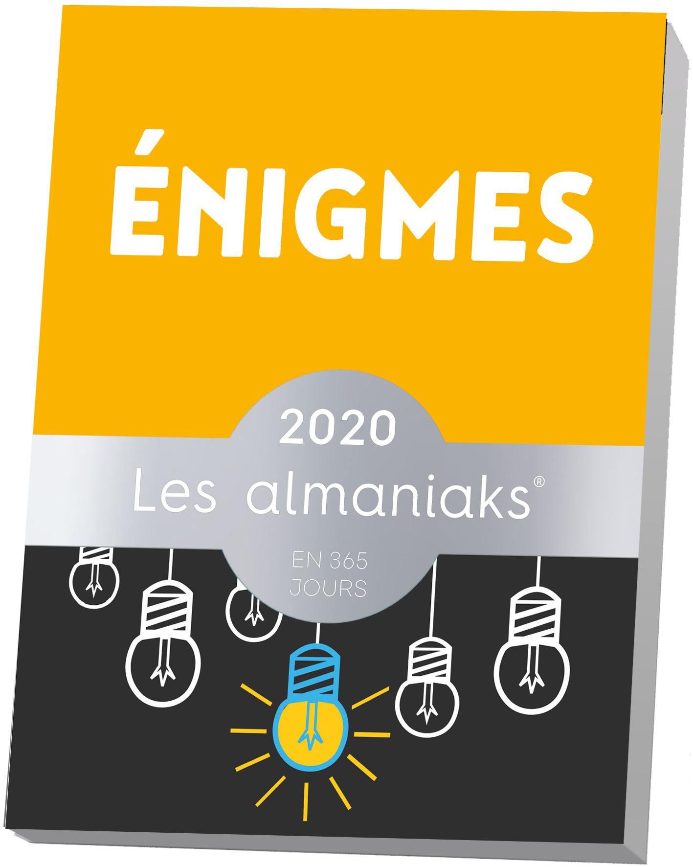 ALMANIAK ENIGMES 2020