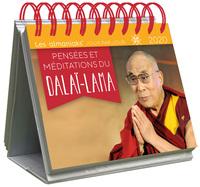ALMANIAK PENSEES ET MEDITATIONS DU DALAI-LAMA 2020