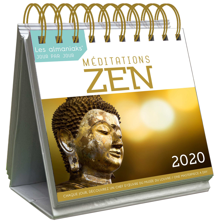 LE GRAND ALMANIAK MEDITATIONS ZEN 2020
