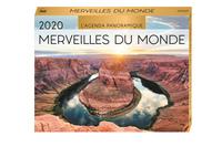 AGENDA PANORAMIQUE MERVEILLES DU MONDE 2020