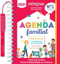 AGENDA FAMILIAL MEMONIAK 2020-2021