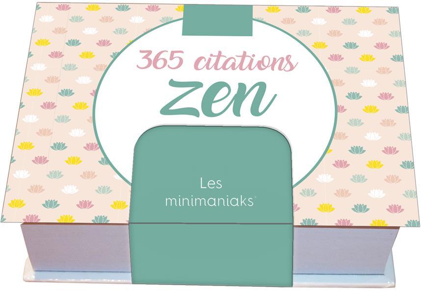 Minimaniak 365 citations zen